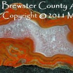 Agate - Brewster County